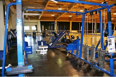 筋肉トレーニング設備
