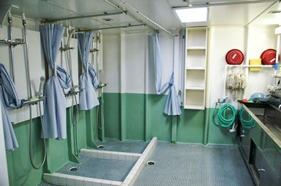 シャワー・洗面室